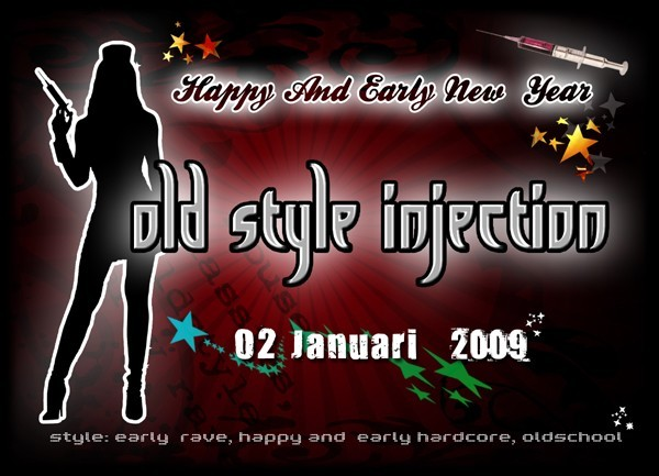 Flyer Oldstyle Injection