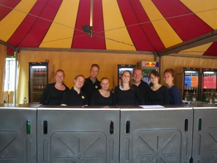 Horecapersoneel op Festivals inhuren